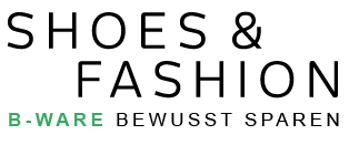 Shoes & Fashion Onlineshop - B-Ware