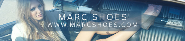 MARC Shoes Webseite