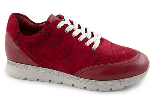 Liv Sheep-Suede red