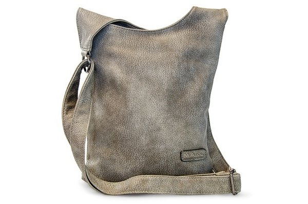 Handtasche Saintes Synthetics dark grey
