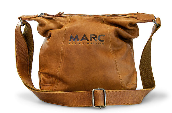 Handtasche Genf Leather cognac