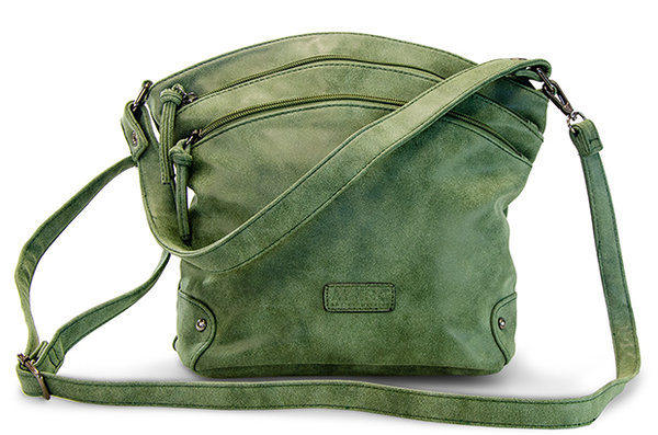 Handtasche Brest Synthetics green