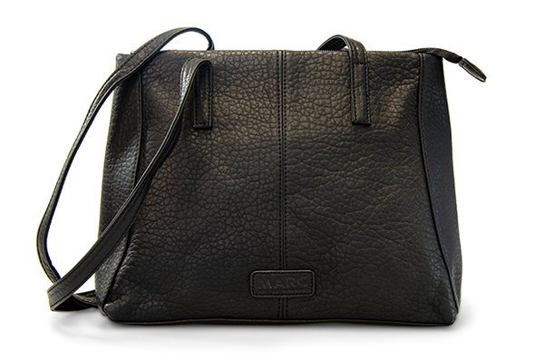 Handtasche Marseille Synthetics black