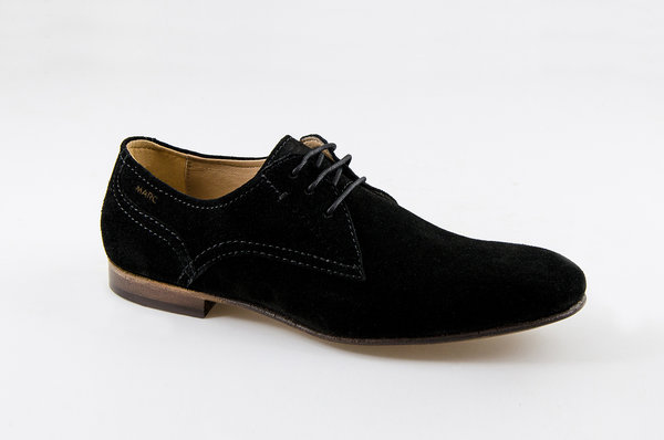 Bristol Cow Suede black