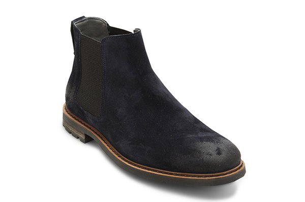 Brentwood Cow Suede navy