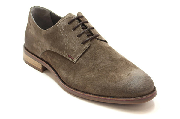 Frisco Cow Suede taupe