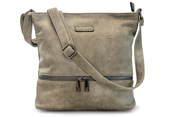 Handtasche Nizza Synthetics dark grey
